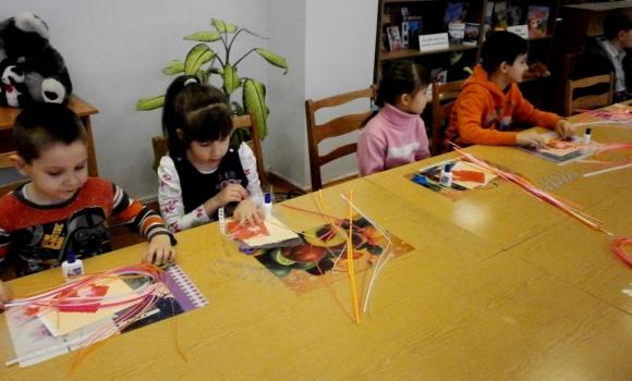 Майстер-клас з виготовлення вітальної листівки «Валентинка hand made»